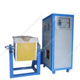 Het Verwarmen van de Uitsmelting van de Inductie van het Koper IGBT Oven met lage frekwentie 110kw 160kw