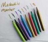 Non Toxic와 Eraseable를 가진 포도주 Glass Marker Pen
