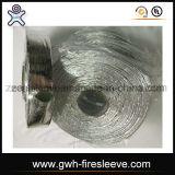 Luva de calor com reflexão de fibra de vidro dentro da luva