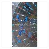 Resplandor inflable colorido hermoso asombroso Zorb
