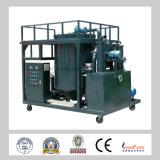 Macchina nera utilizzata di rigenerazione dell'olio per motori/raffineria di petrolio nera del motore (ZLE)