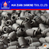 Diamond aglomerado Wire Saw para Granite
