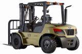 U Series Capacity 10000kg Op zwaar werk berekende 10.0t Diesel Forklift van de V.N.