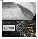 Elástico tejido del primer grado que cura envolviendo la cinta para la fabricación de goma del producto