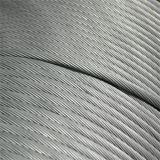 La ligne de distribution a galvanisé le fil galvanisé de fil d'acier
