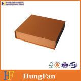 Diverso rectángulo de regalo del papel de embalaje de la joyería del color