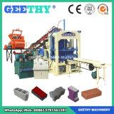 販売または建物の煉瓦ブロック機械のためのQt4-15cのセメントのブロック機械