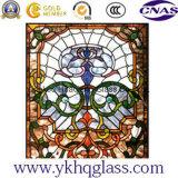 高いQuiltyデジタルの印刷の印刷は模造された緩和されたガラスを塗った