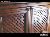 Welbom bester verkaufender moderner festes Holz-Küche-Entwurf 2017