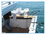 рыбацкая лодка 6.85m/22FT Австралия стандартная All-Welded алюминиевая