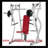 Enrollamiento delantero comercial del brazo del equipo de la gimnasia del equipo de la aptitud