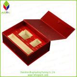 Коробка дух роскошного магнитного подарка закрытия упаковывая