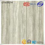 600X600 Tegel van de Vloer van Absorptie 1-3% van het Bouwmateriaal de Ceramische Donkere Grijze (G60507) met ISO9001 & ISO14000