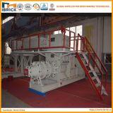 Machine de fabrication de brique complètement automatique d'argile rouge d'usine