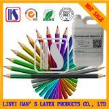 Pegamento respetuoso del medio ambiente del blanco PVAC para la fabricación del lápiz