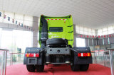 Carro 4*2 del tractor de Sinotruk HOWO