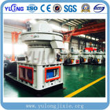 China Yulong 2-3 Ton / Hour Wood Sawdust Pellet Plant