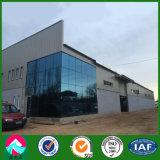 Costruzione d'acciaio del workshop per gli accessori dell'automobile (XGZ-A008)