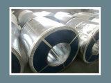 (0.12-6.0m m) Hoja de acero galvanizada en soldado enrollado en el ejército de la bobina