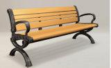 屋外のベンチを投げる鉄はダイカストの処理を