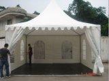 Barraca de alumínio ao ar livre do evento do Pagoda do indicador do PVC do branco da alta qualidade branca de alumínio branca dos eventos do casamento do famoso de Nigéria África do frame do partido do PVC