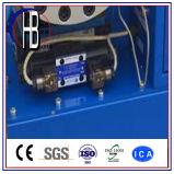 Heiße verkaufenkundenspezifische neuer Entwurfs-hydraulischer Schlauch-quetschverbindenmaschine