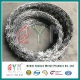 Ограждать провода бритвы Hight гальванизированный обеспеченностью Concertina/провода бритвы