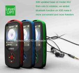 MP3 Player con FM Radio/Voice Recorder/Bluetooth (X06)