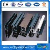 Type bon marché de profil en aluminium pour faire des portes et Windows