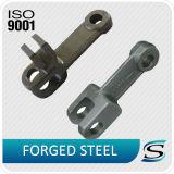 カスタマイズされた鋼鉄はコンベヤーのスクレーパーの鎖を造った