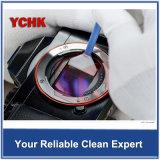 V-Form keine Staub Microfiber Spitze-Kamera CCD-Fühler-Reinigungs-Putzlappen