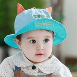 Cappello sveglio del cotone del bambino di cinque colori