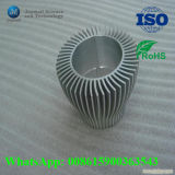 Aluminiumheller Kühlkörper des gußteil-LED