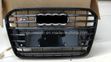 Noir Auto Car avant Grille (Chromé Logo) pour Audi S6 2013 »
