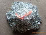 鋼鉄リンク・チェーンDIN766の鎖