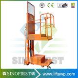 Plataforma aérea automática de la elevación de la alta elevación de la soldadora