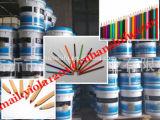 環境に優しく白いWater-Based鉛筆の接着剤