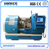 32inchダイヤモンドの切断の合金の車輪修理CNCの旋盤機械Awr3050PC
