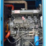 93kw Diesel van de Generator van de diesel Motor van Genset Cummins de Stille met Geluiddicht en Weerbestendig