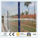 Панели загородки сада высокого качества покрынные PVC сваренные