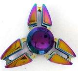 Girador da mão do esforço da liberação do girador da inquietação/giroscópio coloridos de venda superiores da ponta do dedo