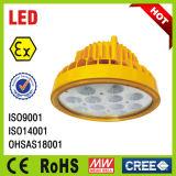 정착물 LED 위험한 지역 플러드 빛