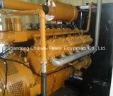 먼지 기화 생물 자원 힘 엔진 200kw Syngas 발전기를 보았다