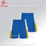 Healong personalizado Sublimation Plain Running Shorts