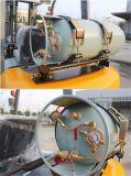 新しい中国日産K25 3tガソリンLPGフォークリフト