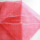 Мешок PP сетчатый для упаковывать лук 30kg
