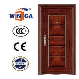 普及した販売法のSunproofの入口の機密保護の鋼鉄ドア(W-SZ-04)