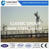 Magazzino della struttura d'acciaio di prezzi più bassi e di alta qualità fabbricata galvanizzata