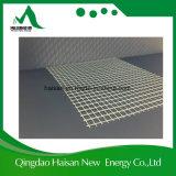 60g壁の絶縁体の特別で物質的なファブリックアルカリ抵抗力があるガラス繊維の網