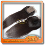 Silk brasiliano Base Closure con More Size